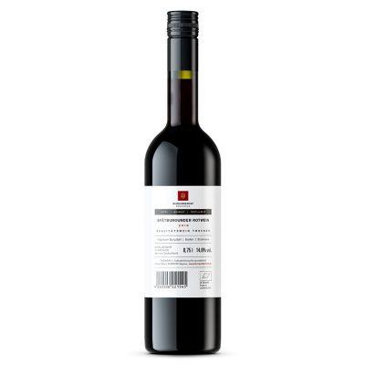 Spätburgunder Rotwein 2018 - 6 Flaschen